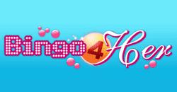Bingo4Her logo