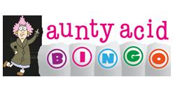 Aunty Acid Bingo logo