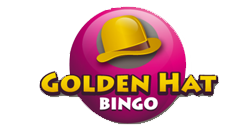 Golden Hat Bingo logo