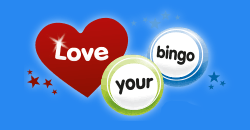 Love Your Bingo logo