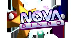 Nova Bingo logo