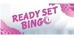 Ready Set Bingo logo