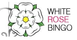 White Rose Bingo logo