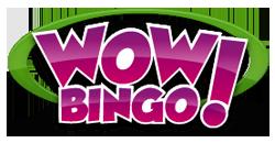 WOW Bingo logo