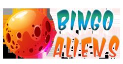 Bingo Aliens logo