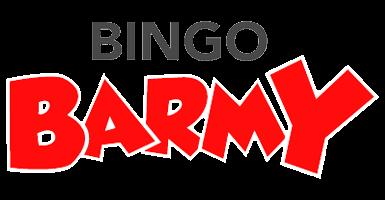 Bingo Barmy logo